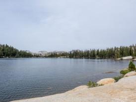 Yosemite's Cathedral Lake